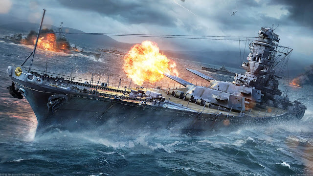"""World of Warships"" Game online free PC & Mobile 2015"