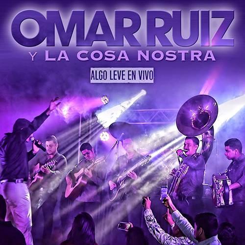Omar Ruiz - Algo Leve en Vivo (2016)