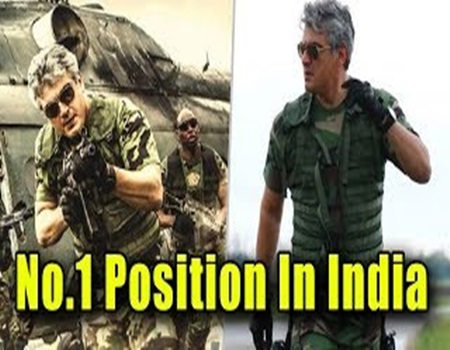 Vivegam Trailer Breaking Record