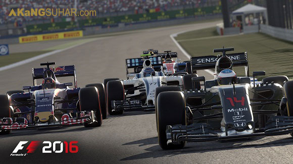 Download Games F1 2016 Full Crack Latest Update 2017