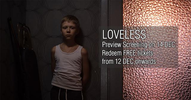 loveless gscxco gsc preview screening