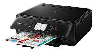 Canon Pixma TS6050 Printer Driver Download