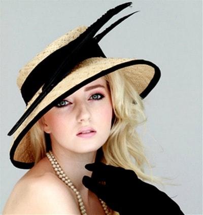 Hat as a fashion accessory
