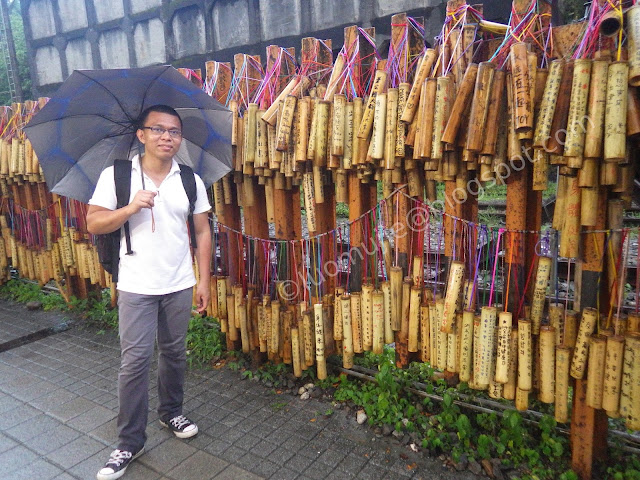 Jingtong bamboo wishes