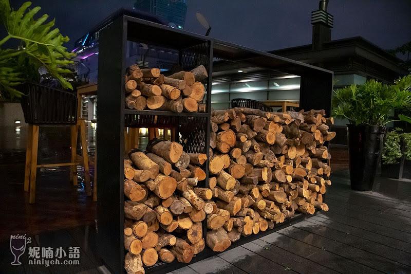 【台北信義區】Wildwood Live Fire Cuisine。米其林主廚完美演繹原木燒烤