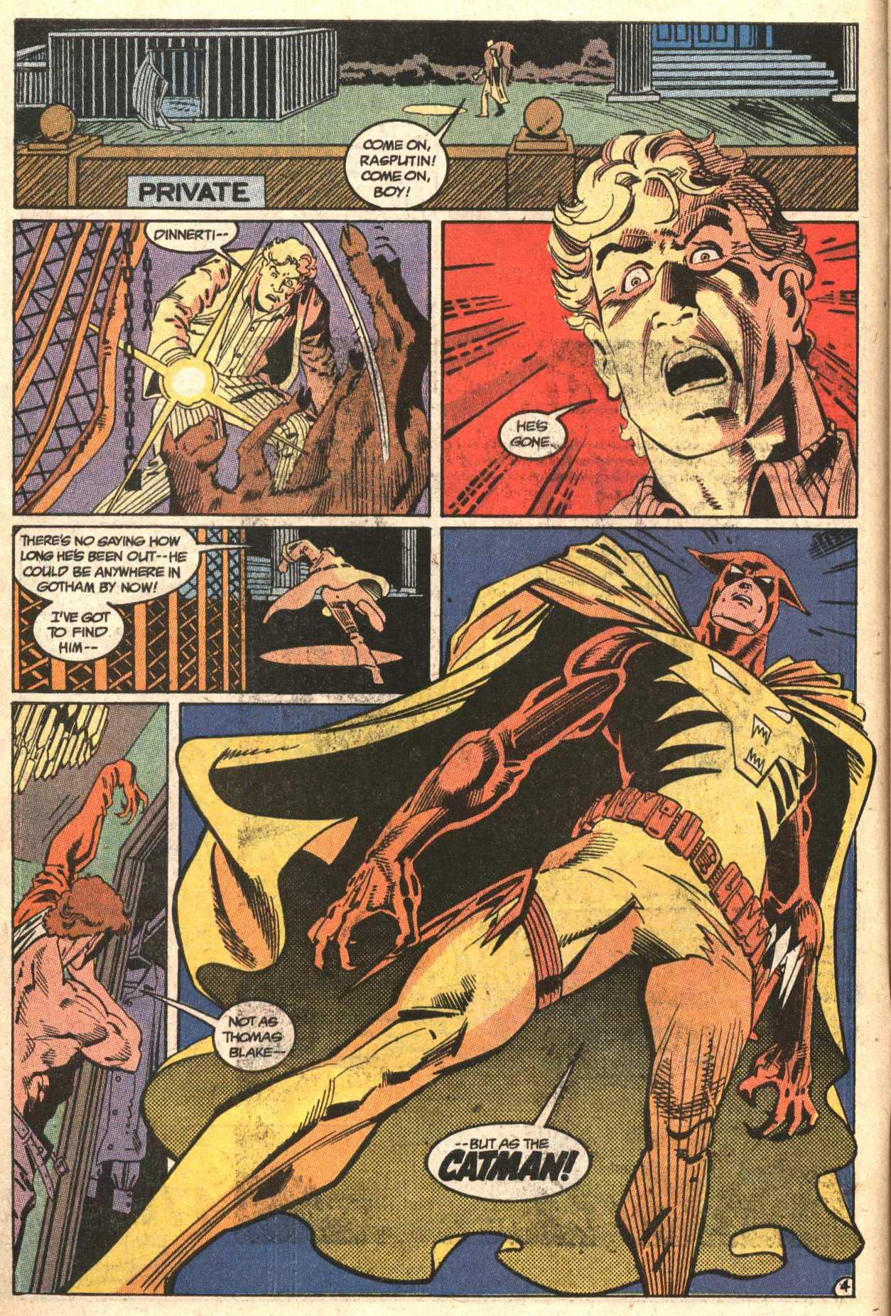 Detective Comics (1937) 612 Page 4