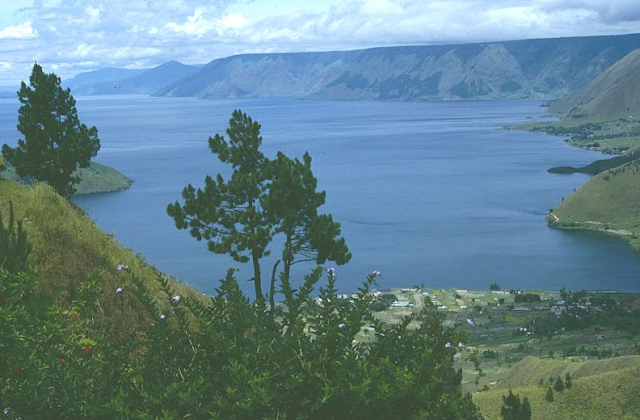 Lake Toba Medan North Sumatra