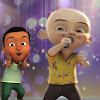 Lirik Lagu Ibu Ayam DIkejar Musang Ost Upin & Ipin