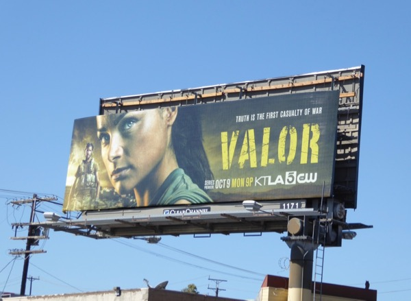 Valor CW series billboard