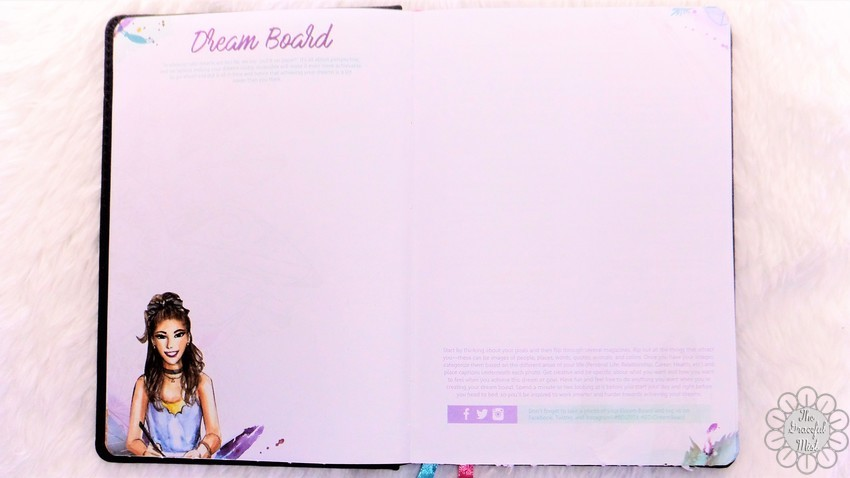 A Close-up Look inside a Filipino Lady`s Planner: 2018 Belle De Jour Power Planner | First Impressions and Reviews | Dream Board Pages - Top Beauty, Books, Health, Fashion, Life, Lifestyle, Style, and Travel Blog/Website - by Filipino/Filipina/Pinay - Blogger/Freelance Writer in Quezon City, Metro Manila, Philippines