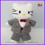 PATRON HELLO KITTY AMIGURUMI 24962