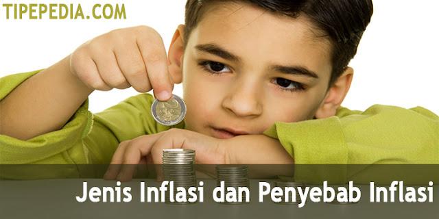 Jenis - Jenis Inflasi dan Penyebab Inflasi