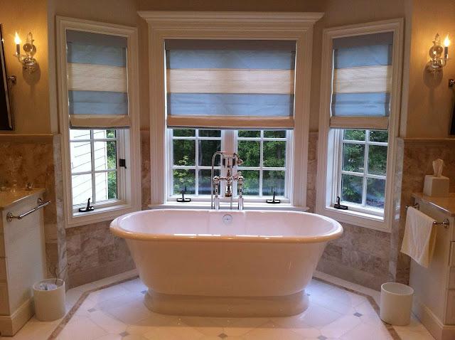 Best Windows In Bathroom Minimalist Design Images