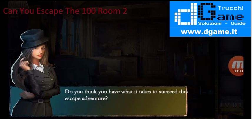 Soluzioni Can You Escape The 100 Room 2 di tutti i livelli | Walkthrough guide