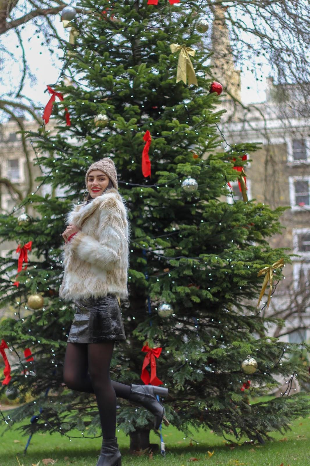christmas london peexo blog