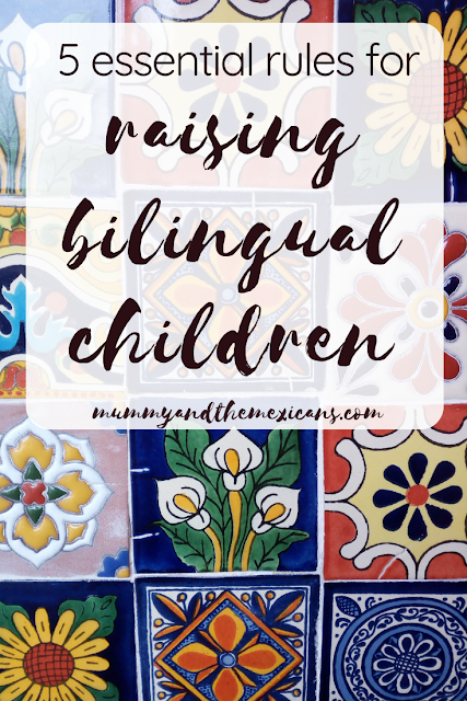 5 Essential Rules For Raising Bilingual Children