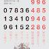 3、4月統一發票中獎號碼(106年)