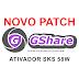 Atualização PATCH GSHARE SKS 58w ON  12/08/2017