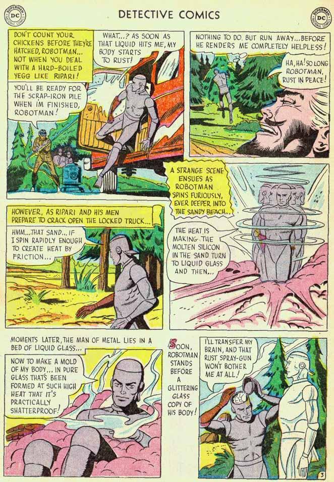 Read online Detective Comics (1937) comic -  Issue #174 - 19