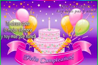 Feliz Cumpleaños Deseos 3
