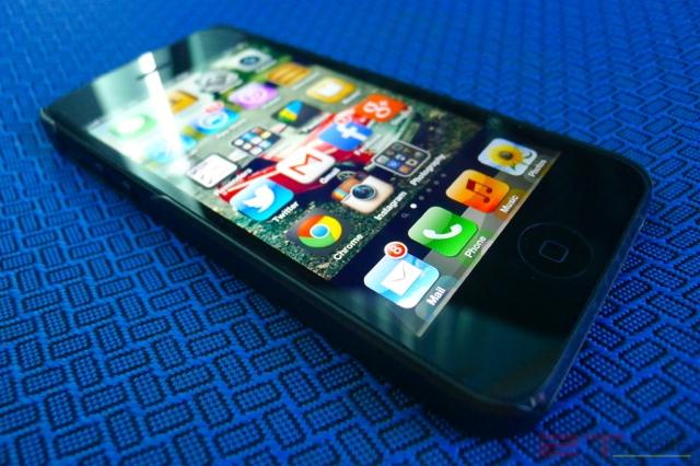 iphone 5s bản lock