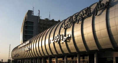 مطار القاهرة Cairo International Airport