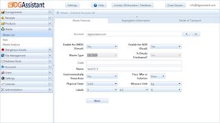Réglementation ADR 2015 et IMDG 2014 (37) mises à jour dans DGAssistant Software