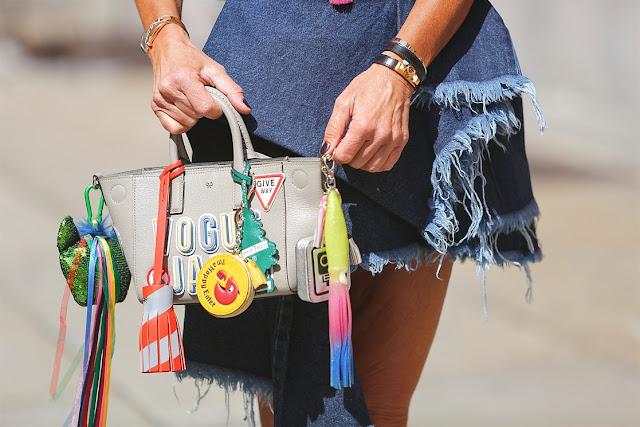 Resultado de imagem para street style bolsas