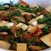 Tofu With Coriander Recipe
