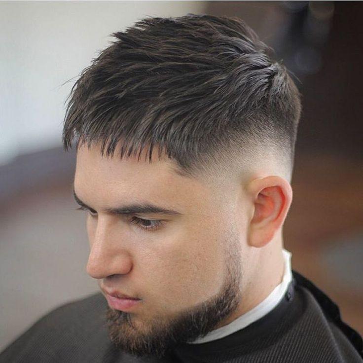 cortes de cabelo masculinos para 2018 blog meio que tipo On corte estilo cesar