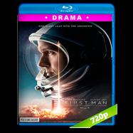 El primer hombre en la Luna (2018) BRRip 720p Audio Dual Latino-Ingles