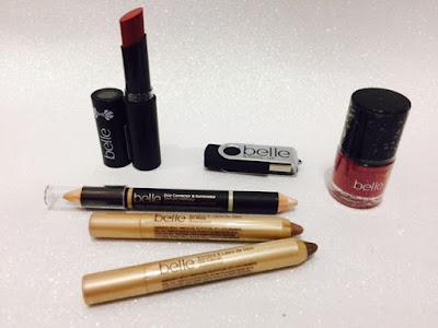 Novedades Belle Makeup Mardebelleza