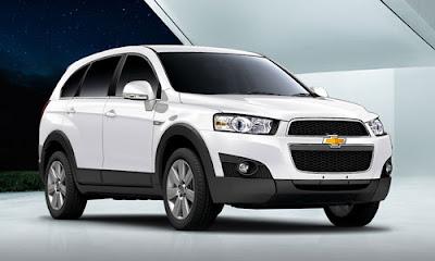 Harga Mobil Bekas Chevrolet (Part 10)