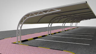 تركيب مظلات مواقف سيارات | في جميع مناطق المملكة