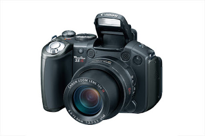 Canon PowerShot S5 IS Driver Download