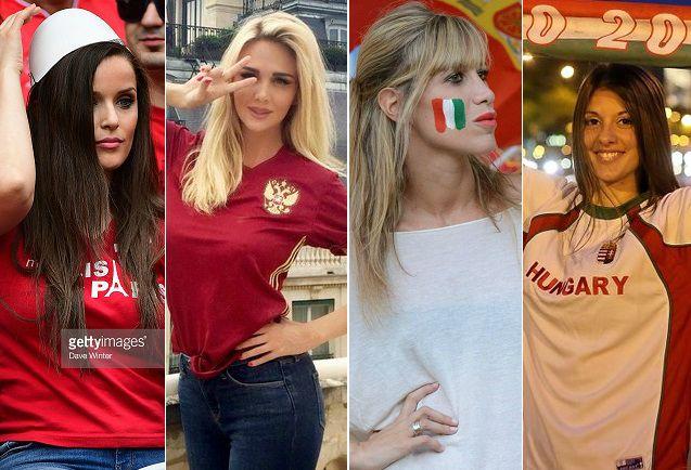 Foto Hot Fans Wanita Di Euro 2016