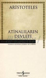 Aristoteles - Atinalıların Devleti