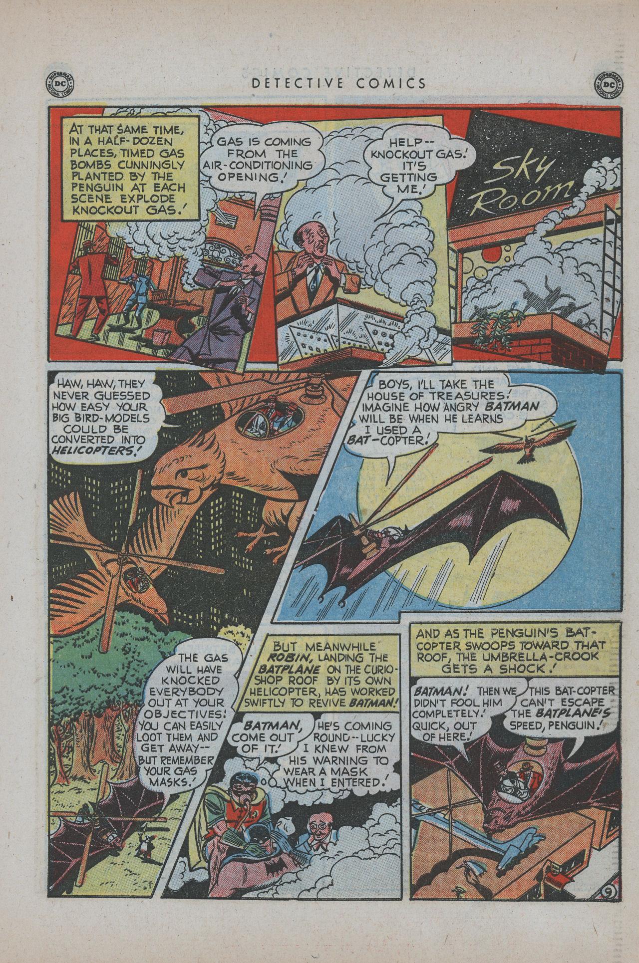 Detective Comics (1937) 171 Page 10