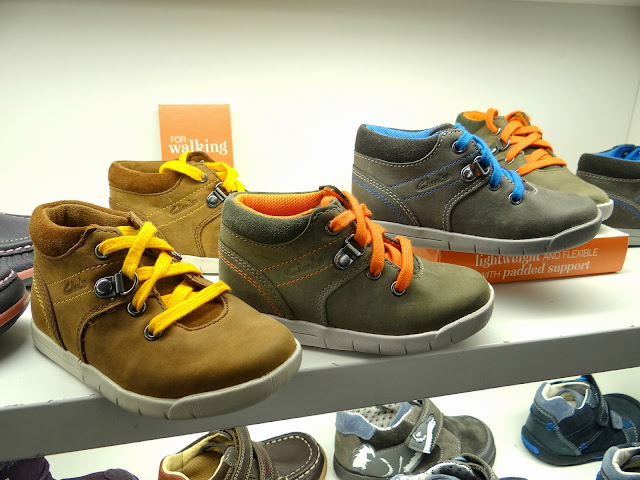 Clarks children shoes, Clarks Autumn Winter 2013, health care recommended children shoes