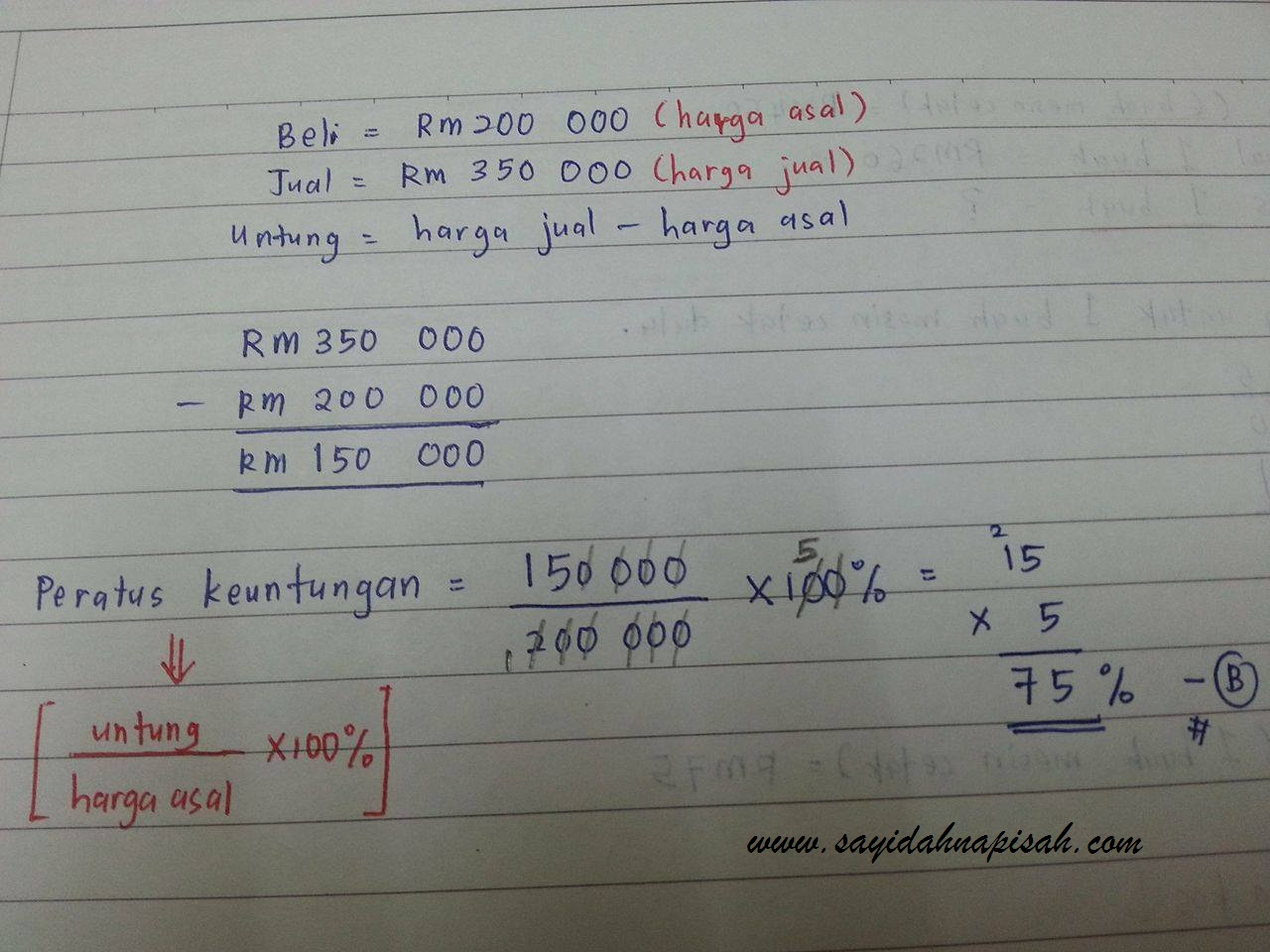 kertas 1 kbat matematik