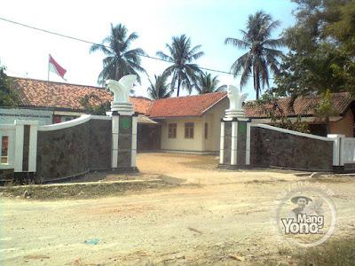 Kantor desa Pinangsari. Foto kiriman Dusun Sukaasih