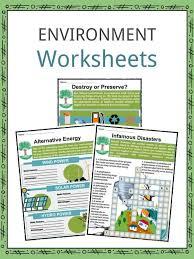 Grade 4 Environmental Study Work sheet 2019