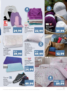 Pareri textile de casa Oyanda sau Townland KAUFLAND
