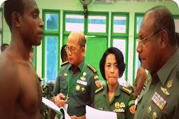 Sejak 2013, 1500 Putra Asli Papua Jadi Perwira TNI AD