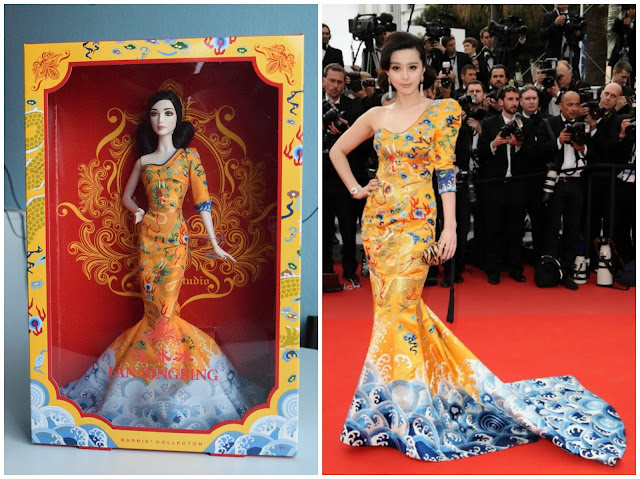 Fan Bingbing Barbie Doll