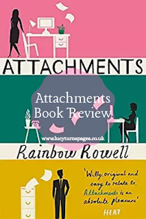 attachments, book review, book reviews, contemporary, rainbow rowell, romance, ya,