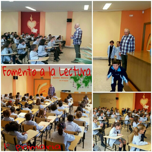 Agustinas Valladolid - 2017 - Primaria Internivel 1 - Animación a la Lectura 1