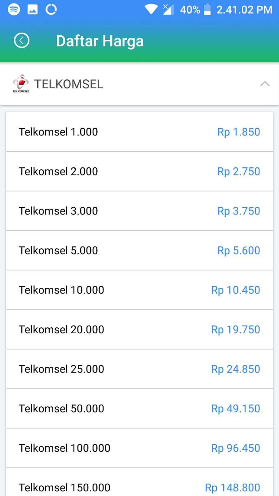 Cara Jualan Pulsa M Kios Uang Online