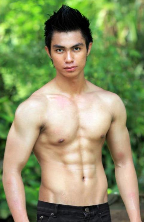 Indonesian Hunks: Dita Yudistira Indonesian Men