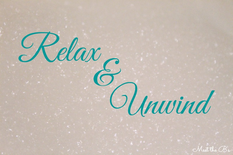 Relax and unwind | Meet the B's